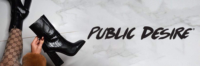 Public Desire Banner