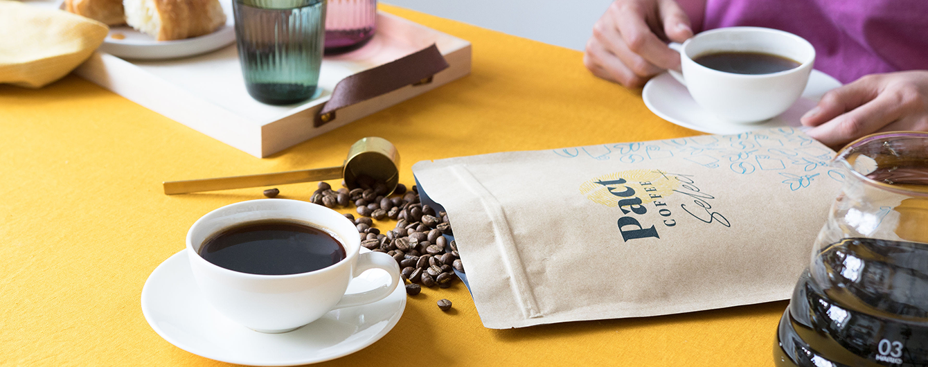 Pact Coffee Banner