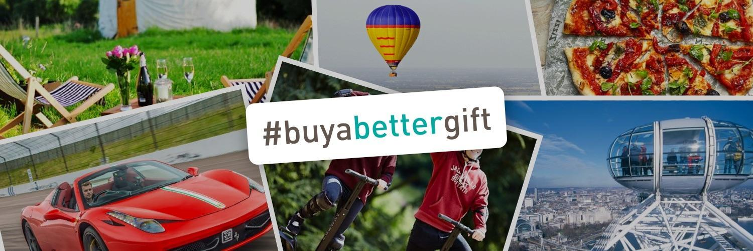 Buy A Gift Banner