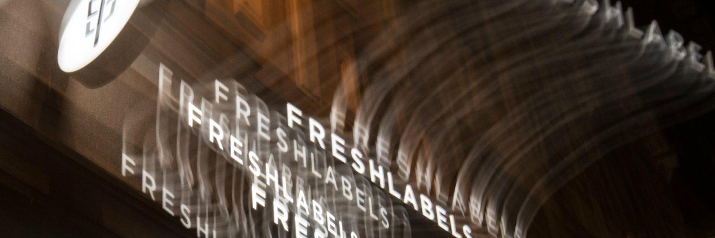 Freshlabels Banner