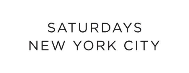 Saturdays NYC | Sale On Past Seasons! Up To 60% OFF!