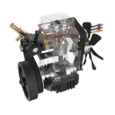 Save $37 On Stirlingkit Hit & Miss Gas Model Engine